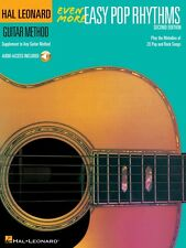 Even More Easy Pop Rhythms 2nd Edition - Hal Leonard Guitar Method 000697323