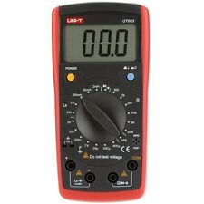UNI-T UT603 Digital  LCD Modern Inductance Capacitance Meter Tester LCR Meter Ca
