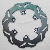 Brake Disc Rotor Rear kawasaki KLX300R KLX250 KDX250 KDX220 KDX200 DR 250 SB Suz