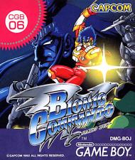 Nintendo GameBoy Spiel - Bionic Commando JAP Modul