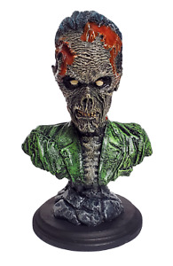 Zombie JL CRINON Resin Statue Bust Professionally painted weathered LOOK