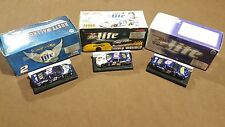 LOT OF 3 RUSTY WALLACE 1:64 ACTION ELVIS HARLEY DAIVDSON #2 ADVENTURES RARE