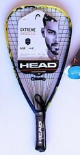 """HEAD Touch Extreme Racquetball Racquet - 165G Tear Drop Form 3 5/8"""" New"""