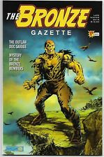 The Bronze Gazette #83 -Doc Savage - Late Winter  2018 New!