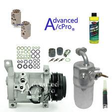 AC Compressor Kit Fits: 2007 - 2010 Cadillac Escalade V8 6.0L 6.2L W/REAR A/C