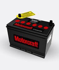 Motorcraft Battery Red Group 27 R-27F (1972-77) Sticker kit