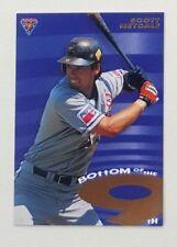1996 Futera ABL Australian Baseball Bottom Of The 9th #BON7 Scott Metcalf
