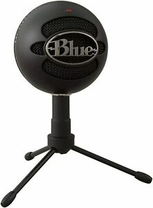 Blue Mic Snowball ICE USB Microphone for Recording, Podcasting, Broadcasting