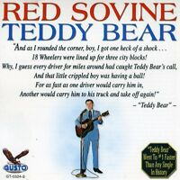 Teddy Bear - Red Sovine (CD Used Very Good)