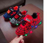 Spider-Man Lights Shoes for Boys for