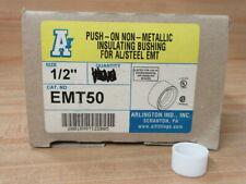 "Arlington EMT50 1/2"" Push-On Insulated Bushing (Pack of 183)"