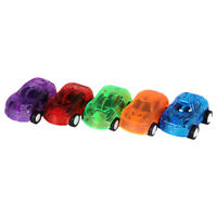 Exquisite 5pcs/Set Cute Pull Back Model Car Vehicle Toys for Baby Kids Children