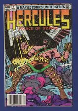 Hercules Prince of Power Limited Series Issue #1 Marvel Comics 1982 Avengers