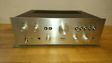 Nikko TRM-650 silber Amplificateur Amplifire Poweramp Stereo Hifi Verstärker