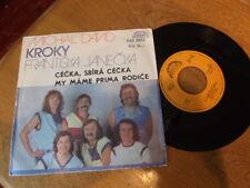 Michal David / Kroky Frantiska Janecka Stunning NM Supraphon vinyl 45 record ps