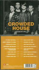 CD - CROWDED HOUSE : Le meilleur de CROWDED HOUSE / THE BEST OF / 16 TITRES
