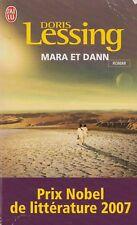 MARA ET DANN / DORIS LESSING / J'AI LU
