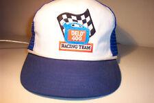 NASCAR Delco 400 Racing vintage trucker style hat 100-187