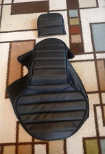 KAWASAKI EN 450 1985-1990 Custom Made Motorcycle Seat Cover And Backrest Cover