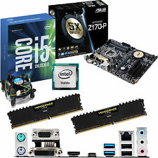 INTEL Core i5 6600K 3.5Ghz & ASUS Z170-P & 8GB DDR4 3200 CORSAIR Bundle