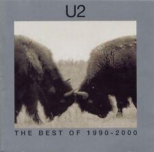 U2 DVD The Best Of 1990-2000 - Promo - Europe (EX/EX)