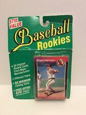 Donruss Baseball Rookies Blister Pack 1989 #7022 30 Cards