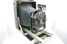 Butchers Klimax 1/4 plate camera with Ross Homocentric 5 in f6.3 lens