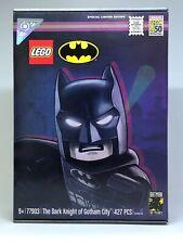 LEGO Batman 80 Years THE DARK KNIGHT OF GOTHAM CITY SDCC 2019 Exclusive 77903