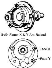 Power Steering Pump fits 1979-1990 Volvo 760 242,244,245 760,780  ARC REMANUFACT
