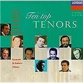 Ten Top Tenors, Music