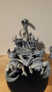 Warhammer Age of Sigmar Slaanesh Army Lot Glutos Sigvald Fane Lord of Pain