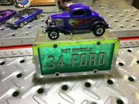 1979 Hotwheels 34 Ford Near Mint Box Included