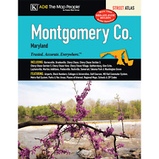Montgomery County MD ADC Street Atlas