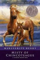 Misty of Chincoteague by Marguerite Henry Paperback Horse Book For Girls