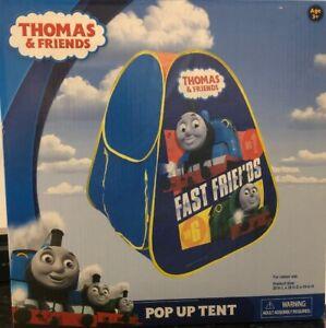 New Thomas The Train & Friends Pop Up Tent Kids Child 28 X 28 X 33
