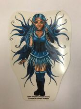 "New ""Blue Corset Fairy"" Sticker / Decal"