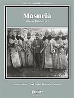 Decision Games Folio Game Series: Masuria, Winter Battles 1915 1631