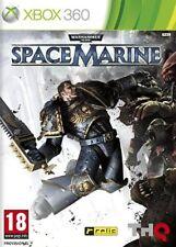 Warhammer 40000 Space Marine - Xbox 360 PAL FR