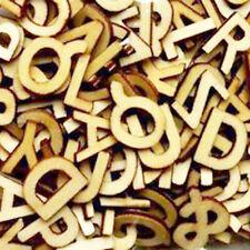 Artemio Alphabet en bois lettres majuscules (13 Mm) Recharge