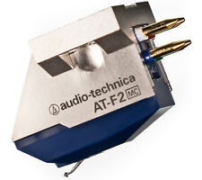Audio Technica AT-F2 budget moving coil cartridge