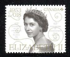 Canada 2018 ~ Queen Elizabeth 65th Anniversary ~ From Booklet MNH ~ FREE SHIPING