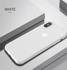 New For Apple iPhone X Original CAFELE Ultra Thin Slim Soft TPU Case Cover Skin