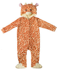 Giraffe Costume for Baby 6-9 Mos. NEW Halloween