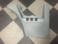 1978-1987 Grand National T-Type Rear Lower Sail Panel Interior Trim GRAY GM LH