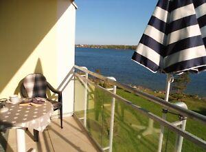 LAST MINUTE   Heiligenhafen Ostsee, strandnahe Ferienwohnung, Balkon, Seeblick