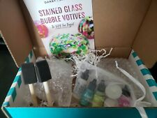 Darby Smart DIY Stained Glass Bubble Votives