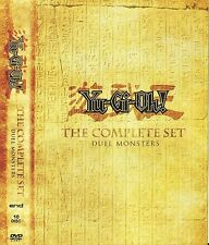 DVD Yu Gi Oh Duel Monsters Complete Season 1-5 (Episode 1-236end) English Dubbed