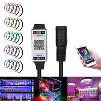 4Pin Connector Für 5050 3528 Bluetooth Adapter Controller RGB LED Light Strip