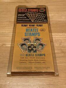 NECA Beatles Stamps Yeah! Yeah! Yeah! 100 Original Limited Collectors Set Sealed