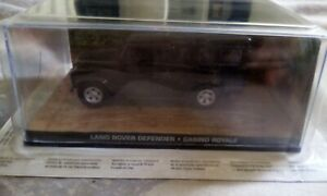 James Bond Car Collection land rover P&P Discount on multiple purchases.